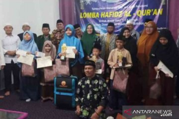 38 penghafal Alquran Kabupaten Bekasi ikut seleksi Sadesha Jabar