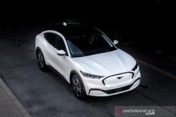 Sudah bisa dipesan, Ford umumkan spesifikasi Mustang Mach-E