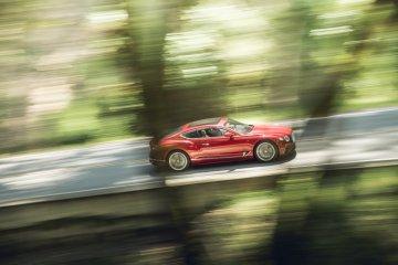 Bentley luncurkan warna dan fitur baru untuk Continental GT