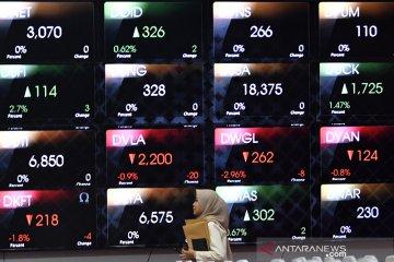 IHSG BEI menghijau seiring kenaikan harga komoditas tambang
