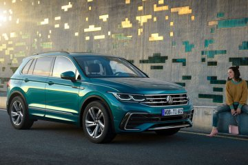 SUV VW Tiguan kini tersedia dalam versi listrik