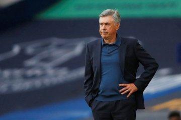 Ancelotti: Proyek jangka panjang Everton tak terpengaruh raihan zona Eropa