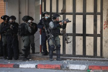 Biadab, tentara Israel tembak mati remaja Palestina di Tepi Barat
