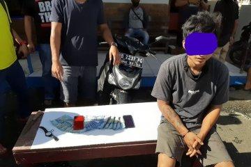 Polda Sulut tangkap tersangka pencurian dengan kekerasan di Kotamobago