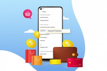 OPPO A92 dibekali fitur keamanan transaksi daring