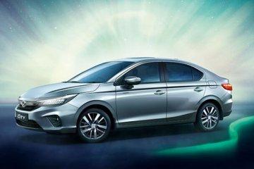 Honda City generasi kelima hadir bulan ini di India
