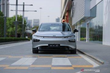 Pesaing Tesla, Xpeng P7 mobil produksi pertama pakai chip NVIDIA