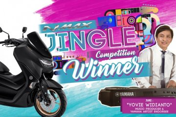 Yamaha umumkan juara NMAX Jingle Competition pilihan Yovie Widianto