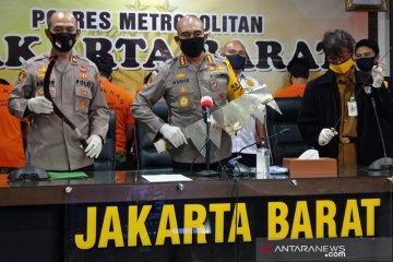 Polrestro Jakarta Barat ungkap 142 kasus sepanjang 2020