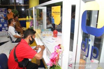 Layanan tatap muka kantor pajak Aceh Barat