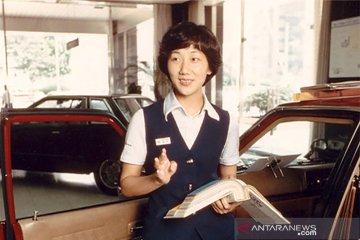 Kyoko Shimada desainer mobil wanita pertama dalam sejarah Jepang