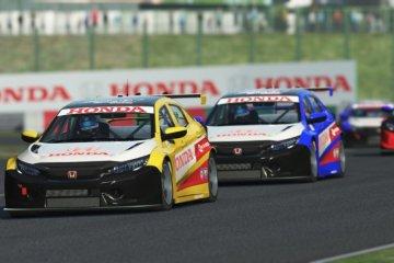 Honda gelar balapan virtual diikuti 232 peserta