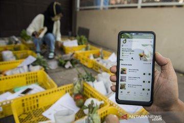 Layanan belanja daring komoditi pangan