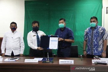PTPN XIII sukses gelar exit meeting assessment penerapan good corporate governance