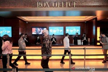 Menparekraf pastikan semua bioskop terapkan protokol kesehatan