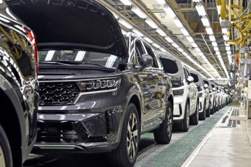 Kia mulai produksi Sorento Hybrid, dijual mulai kuartal ketiga 2020