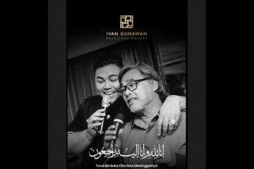 Ayah Ivan Gunawan meninggal dunia, dicek COVID-19 non-reaktif