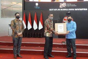 Pemprov Banten terima 6.000 liter minyak goreng bantuan  dari BEI