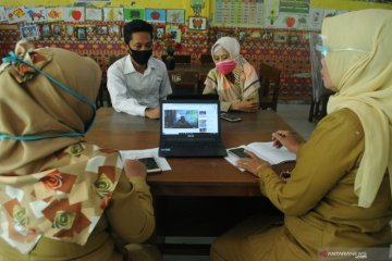 MPLS siswa baru via daring
