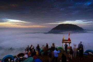 Gunung Boga di Kabupaten Paser masuk nominasi dataran tinggi terpopuler