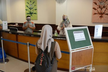 Penerapan protokol kesehatan di hotel