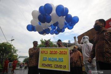 Penutupan MPLS SD Muhammadiyah 11