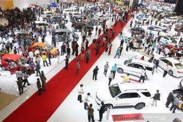 Penjualan mobil Indonesia naik 255 persen, Toyota dan Suzuki memimpin