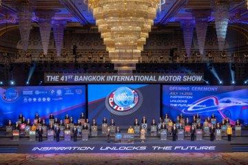 Bangkok Motor Show resmi digelar dengan protokol kesehatan ketat