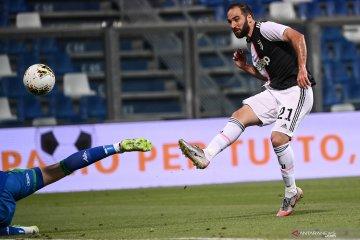 Klasemen Liga Italia: Juve kini unggul tujuh poin di pucuk
