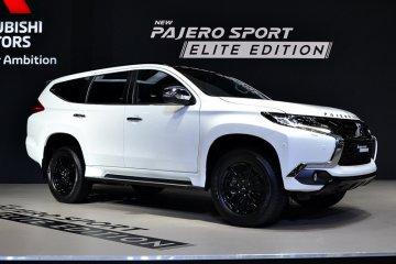 Mitsubishi Pajero Sport Elite Edition hadir di Bangkok Motor Show 2020