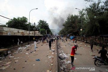 Ribuan warga Mali kembali tuntut presiden mundur