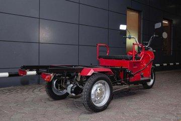 IMX 2020, tiga modifikator bertarung rombak kendaraan listrik Gelis