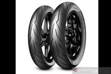 Jajal pasar skuter matic, Pirelli hadirkan Diablo Rosso ukuran R14