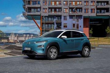 Mobil listrik Hyundai Kona terjual lebih 100.000 unit
