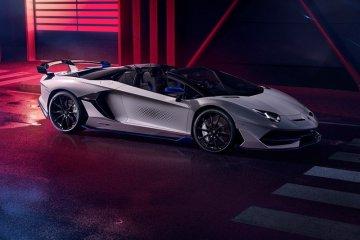 Lamborghini Aventador SVJ Xago hanya 10 unit, rayakan Ad Personam