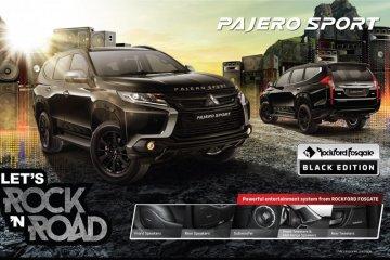 Mitsubishi kembali hadirkan edisi khusus Pajero Sport Rockford Fosgate