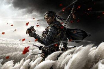 """""""Ghost Of Tsushima"""" jadi salah satu """"game"""" terlaris di PS4"""