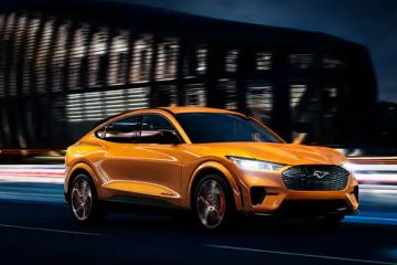 Ford klaim Mustang Mach-E bertenaga hingga 1.400hp