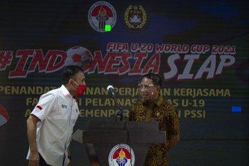 Timnas Indonesia masih menanti hasil