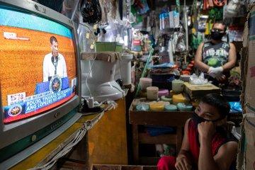 "Duterte ""sangat percaya"" pada vaksin COVID-19 Rusia, rela ikut uji coba"