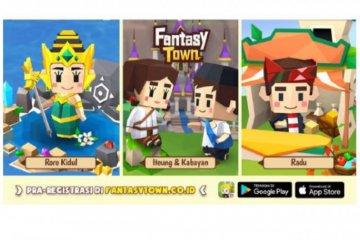 """Lestarikan budaya Indonesia, Kemenparekraf dukung game """"Fantasy Town"""""""