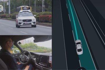 Rasakan sensasi menaiki kendaraan otonomos di Beijing