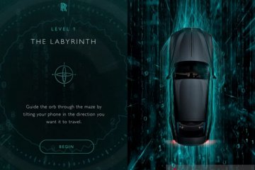 Rolls-Royce rilis game interaktif kriptografi