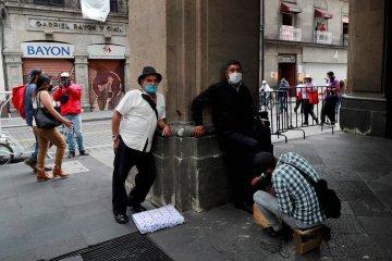Angka kematian COVID-19 di Meksiko mendekati 50.000