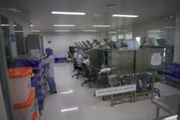 Fasilitas produksi vaksin COVID-19