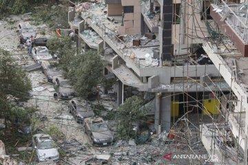 Korban jiwa ledakan di Beirut bertambah menjadi 135 orang