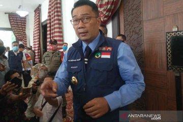 Ridwan Kamil: Sektor pertanian paling tangguh terhadap pandemi COVID-19