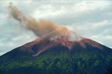 Gempa hembusan Gunung Kerinci