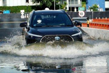 Toyota Corolla Cross masuk Indonesia, begini tampang dan harganya
