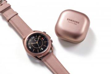Samsung luncurkan tab, Galaxy Watch 3 serta Buds Live